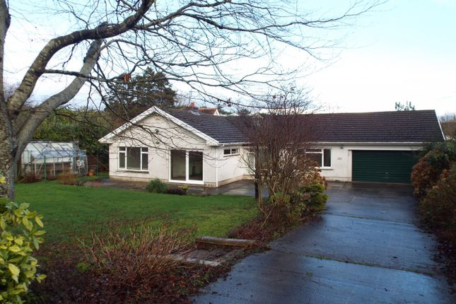 Thumbnail Detached bungalow for sale in 17 Mayals Green, Mayals, Swansea