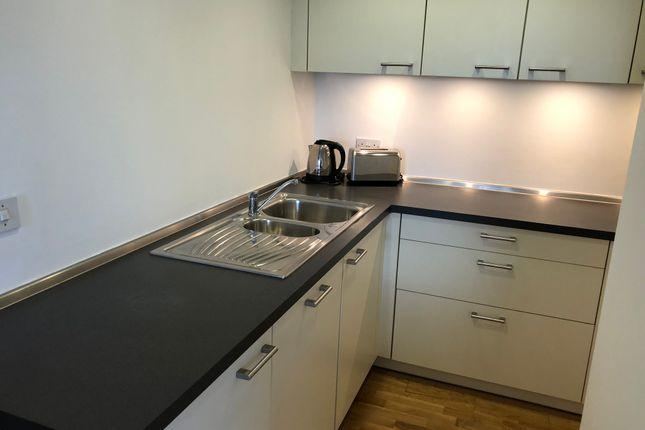 Kitchen of Rice Street, Castlefield M3