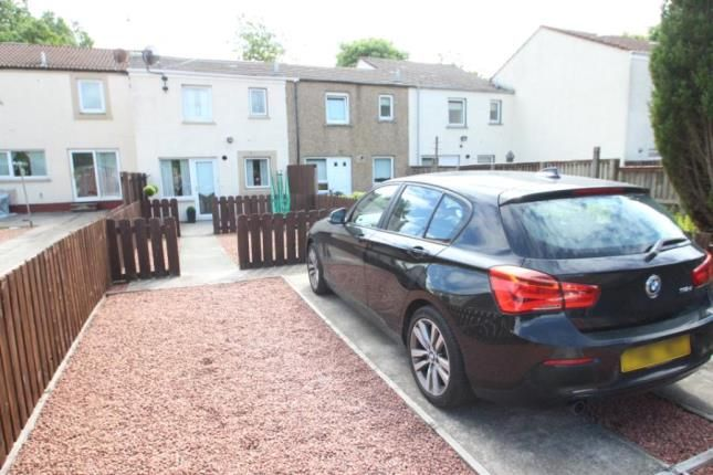 Thumbnail Terraced house for sale in Fencedyke Way, Bourtreehill North, Irvine, North Ayrshire