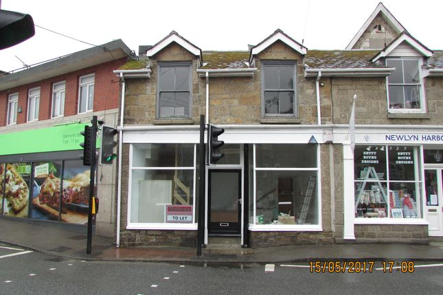 Thumbnail Studio to rent in The Strand, Newlyn