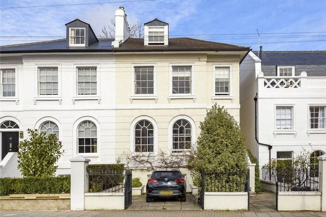 Thumbnail Semi-detached house for sale in Furlong Road, London