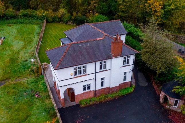 Thumbnail Detached house for sale in Lambley Bank, Scotby