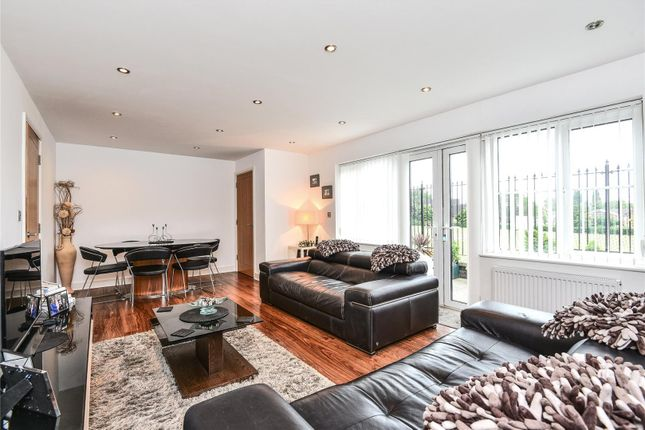 Thumbnail Semi-detached house for sale in Fielding Court, 1A The Uplands, Loughton, Essex