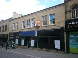 Thumbnail Retail premises for sale in 71/75 Kirkgate, Bradford