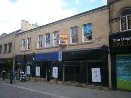 Thumbnail Retail premises for sale in 71/75 Kirkgate, Bradford