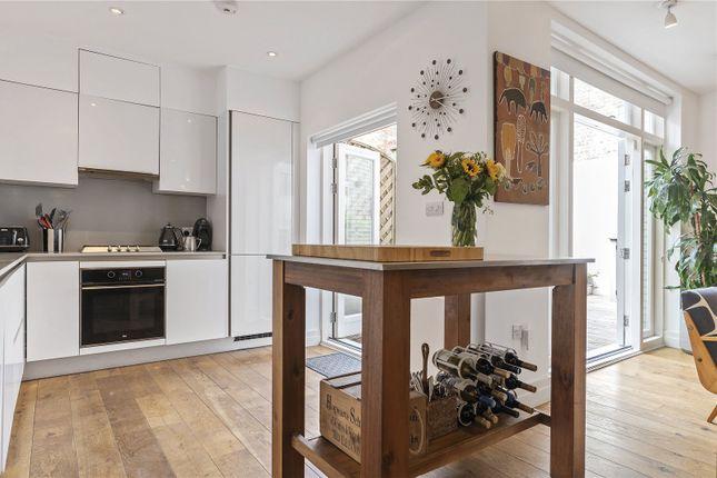 Kitchen of Guilford Street, Bloomsbury, London WC1N
