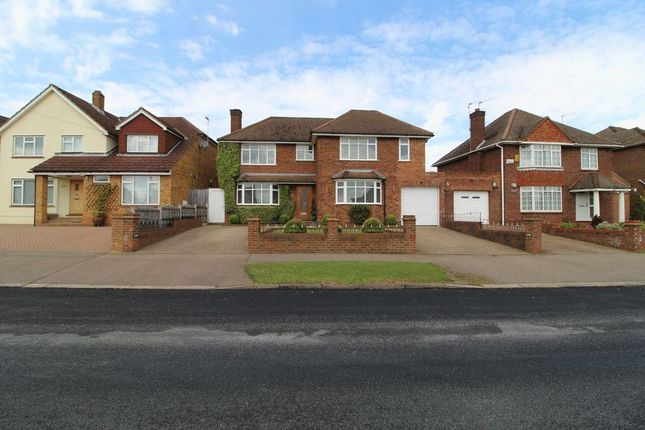 Thumbnail Detached house to rent in Crouchfield, Hemel Hempstead