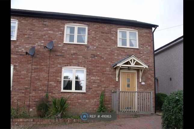 Thumbnail Semi-detached house to rent in Preston Road, Eydon, Daventry