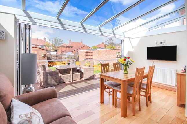 3 bed semi-detached house for sale in Whenby Grove, Huntington, York YO31