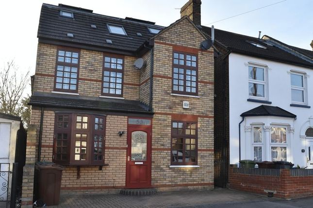 Thumbnail Detached house for sale in Hainault Road, Chadwell Heath
