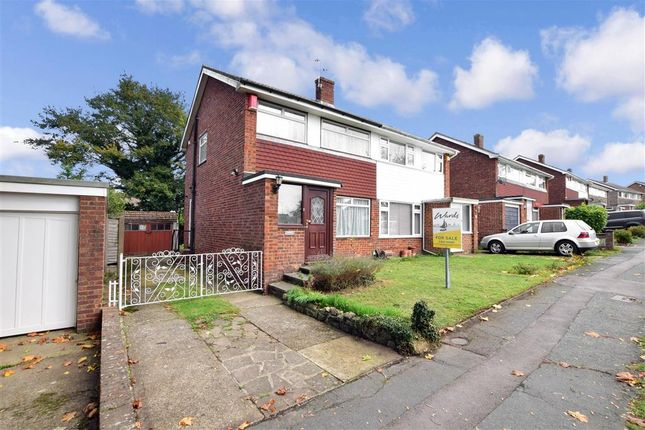 Front Elevation of Richmond Way, Loose, Maidstone, Kent ME15