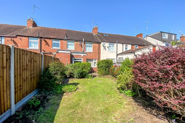 Rear Garden of Batsford Road, Coundon, Coventry CV6
