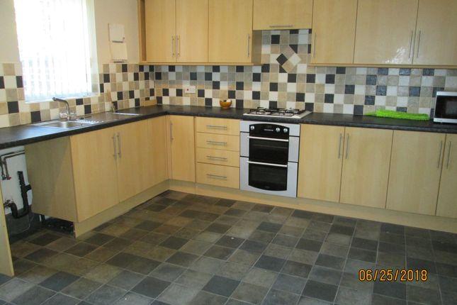 Kitchen of Smiths Lane, Hindley Green, Wigan WN2