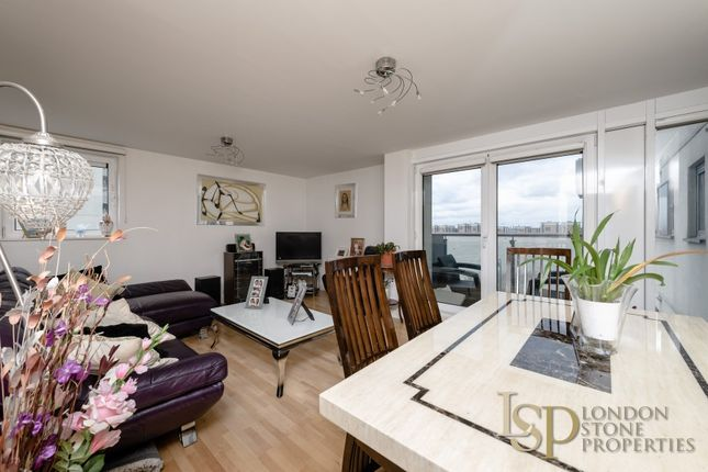 Living Area of Erebus Drive, London SE28