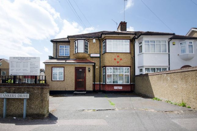Thumbnail Semi-detached house for sale in Lankers Drive, Rayners Lane