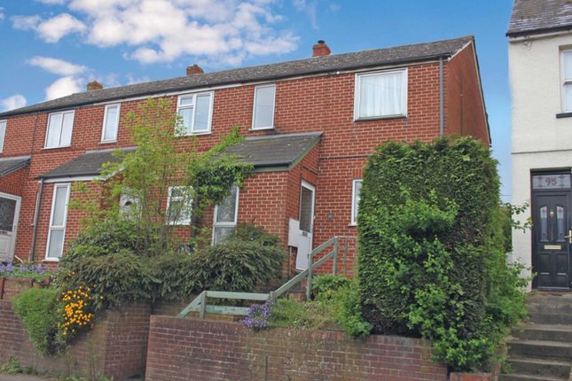 Thumbnail 2 bed end terrace house for sale in Broadway, Didcot