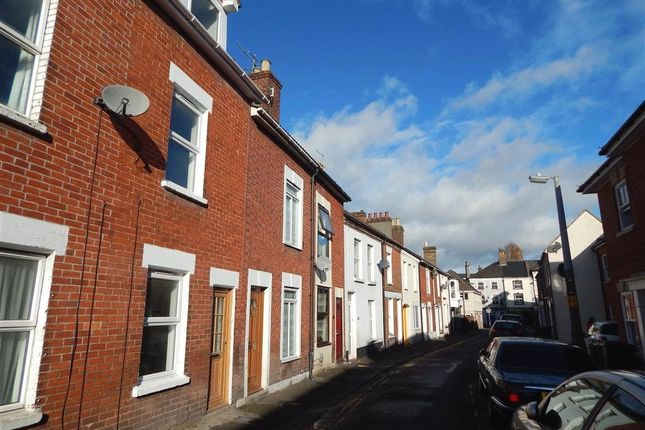 Thumbnail Terraced house to rent in North Street, Salisbury, Wiltshire