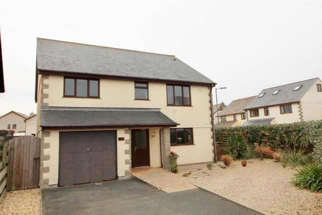Thumbnail Detached house for sale in Lusart Drive, The Lizard, Helston