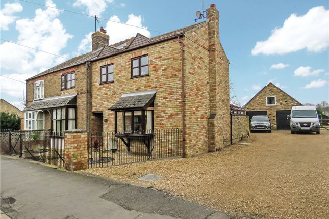 Thumbnail Detached house for sale in Station Road, Ramsey, Huntingdon, Cambridgeshire