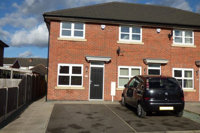 Thumbnail Terraced house to rent in Albert Avenue, Stapleford, Nottingham