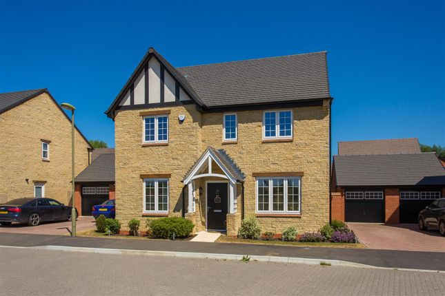 Thumbnail Detached house for sale in Springfields, Ambrosden, Bicester