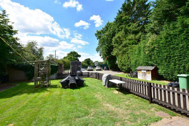 Garden of Wrotham Road, Meopham, Gravesend DA13
