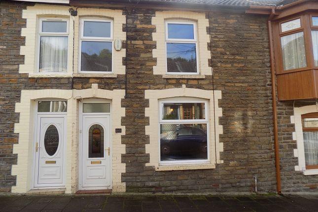 Thumbnail Property for sale in Tynybedw Terrace, Treorchy, Rhondda, Cynon, Taff.