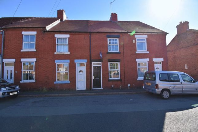 Thumbnail Terraced house for sale in 17 Grove Street, St Georges, Telford