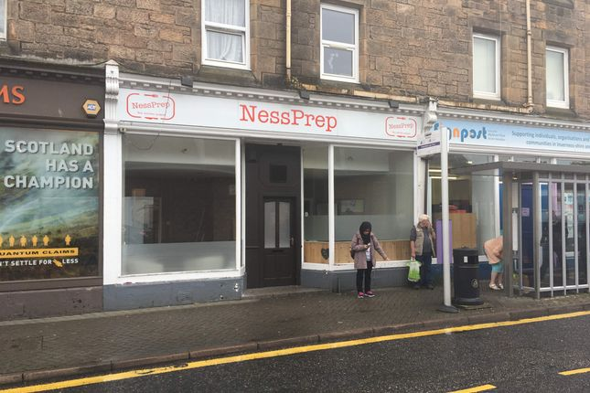 Thumbnail Retail premises to let in 3 Tomnahurich Street, Inverness