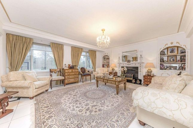 Thumbnail Flat for sale in Prince Albert Road, St Johns Wood