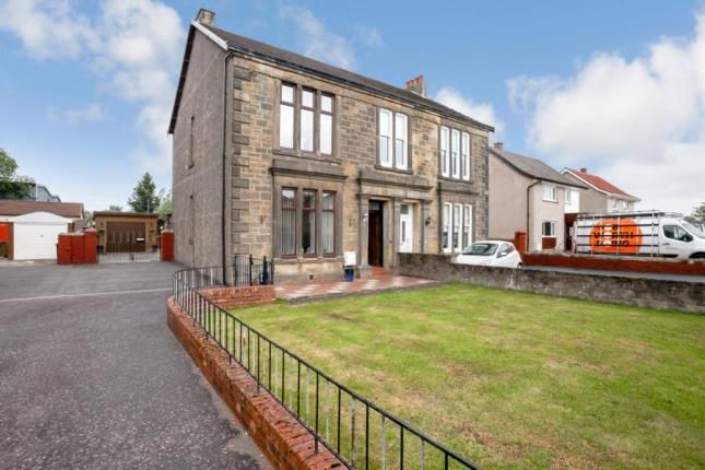 Thumbnail Semi-detached house for sale in Netherton Road, Wishaw, North Lanarkshire