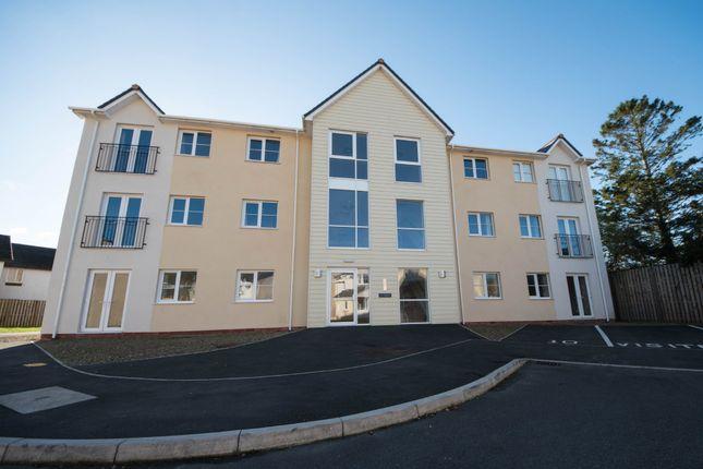 Thumbnail Flat for sale in Clos Llety Gwyn, Llanbadarn Fawr, Aberystwyth, Ceredigion