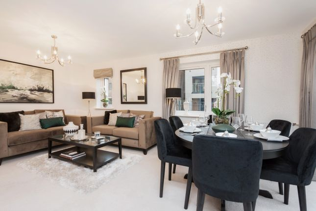 Thumbnail Flat for sale in Off Westfield Way, Woking