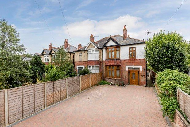 Thumbnail Semi-detached house to rent in Garden Lane, Southsea