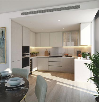 Thumbnail Flat for sale in Park East, Prince Of Wales Drive