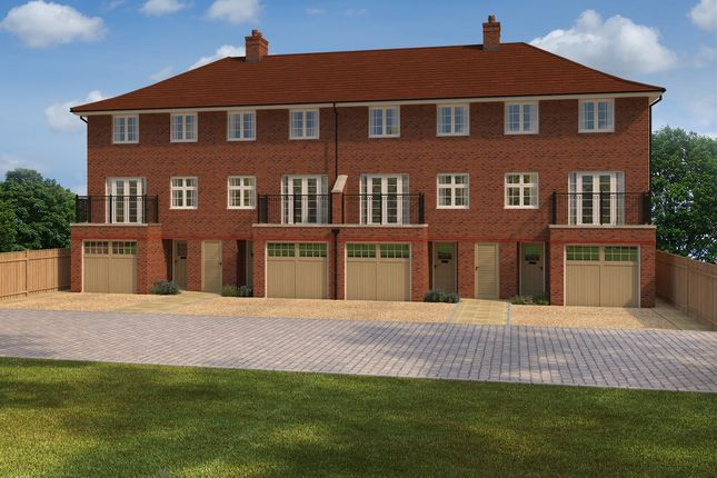 Thumbnail Terraced house for sale in Eaton Green Heights, Kimpton Road, Luton, Bedfordshire
