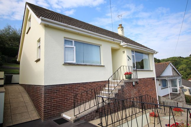Thumbnail Detached bungalow for sale in Albany Road, Paignton