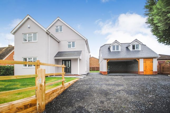 Thumbnail Detached house for sale in Crown Close, Sheering, Bishop's Stortford