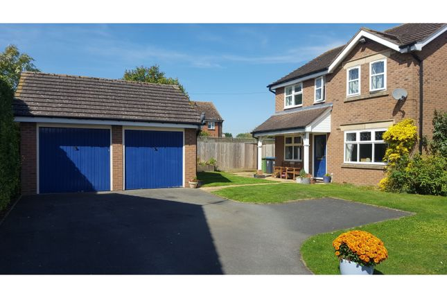 Thumbnail Detached house for sale in Stone Pits Meadow, Stratford-Upon-Avon