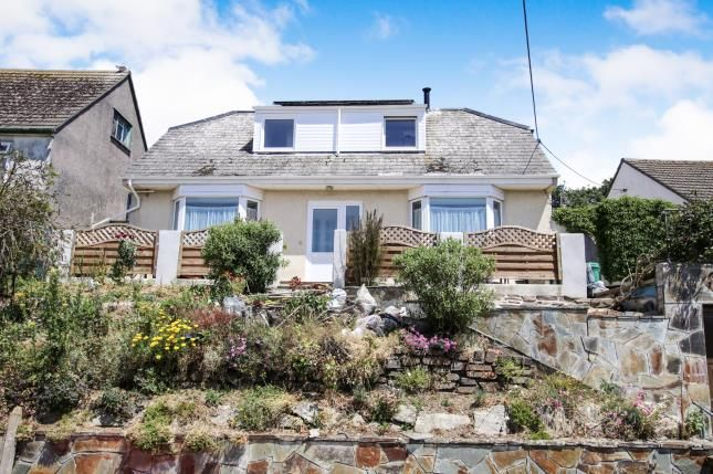 Thumbnail Detached house for sale in Mevagissey, Cornwall, Mevagissey