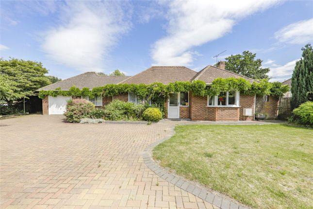 Thumbnail Detached bungalow for sale in Crowthorne Road, Sandhurst, Berkshire