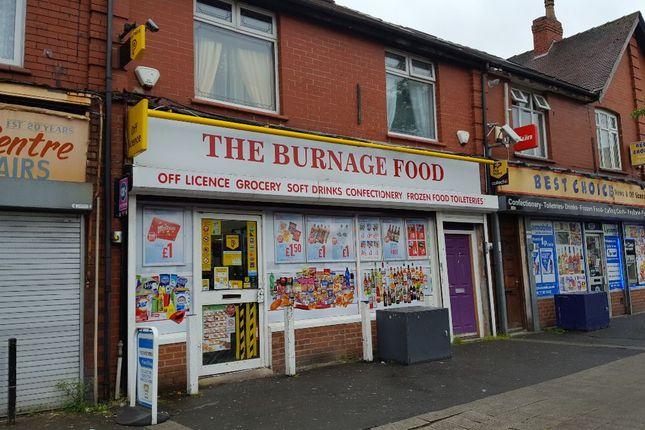 Thumbnail Retail premises for sale in Burnage Lane, Burnage, Manchester
