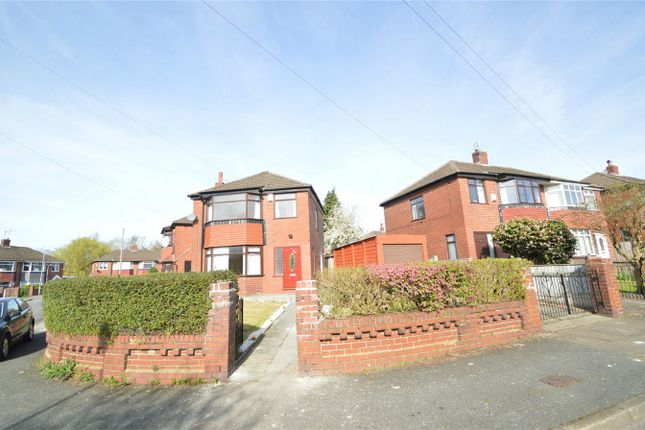 Thumbnail Detached house for sale in Bridport Avenue, Moston, Manchester