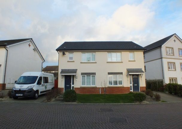 Thumbnail Semi-detached house to rent in Ballacottier Meadow, Douglas, Isle Of Man