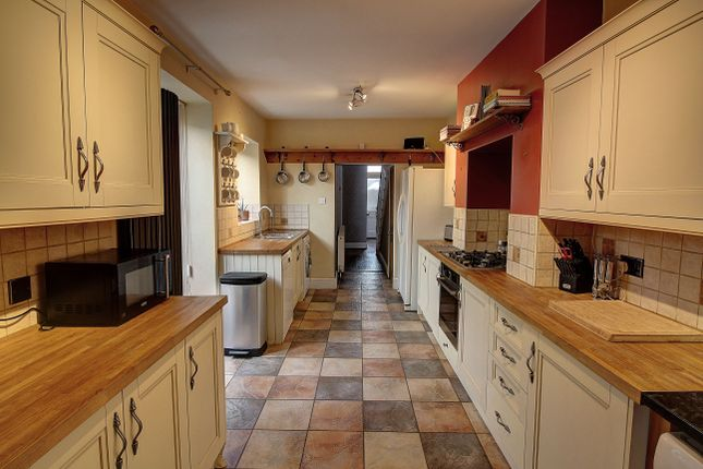 Thumbnail Terraced house for sale in Cambridge Road, Ford, Plymouth
