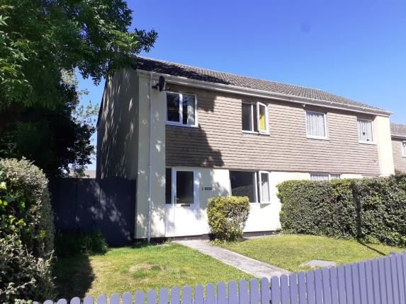 3 bed semi-detached house for sale in Par, St Austell, Cornwall PL24