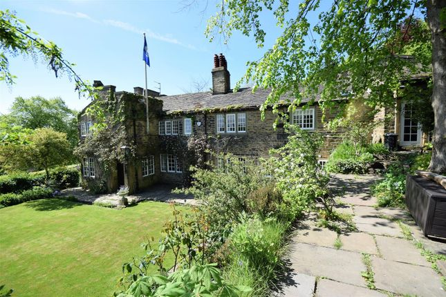 Thumbnail Detached house for sale in The Cottage, Trimmingham Lane, Trimmingham, Halifax