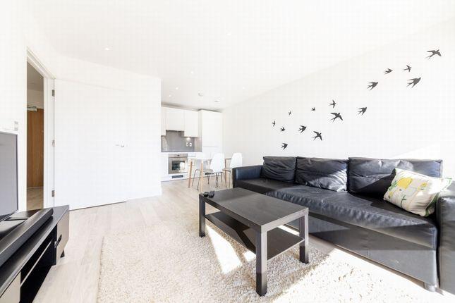 Thumbnail Flat to rent in Bodiam Court, 4 Lakeside Drive, London