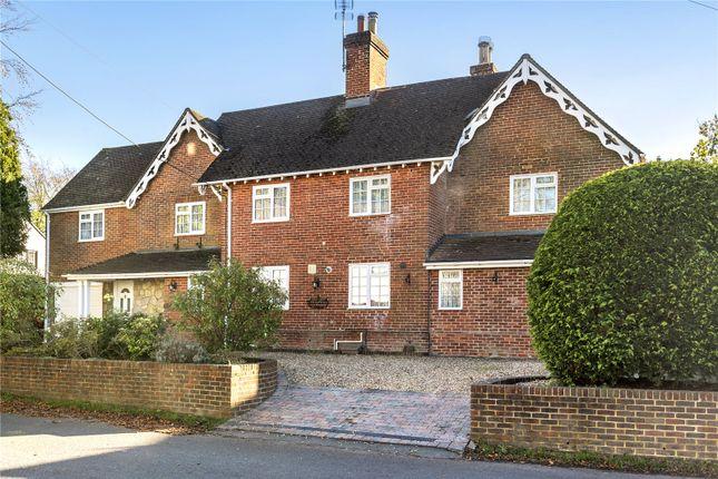 Thumbnail Detached house for sale in Lilac Cottage, Castle Street, Medstead, Alton, Hampshire