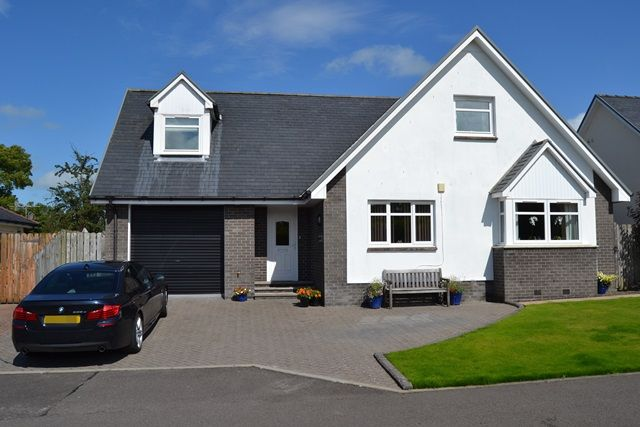 Thumbnail Detached house for sale in Abercromby Place, Castle Douglas